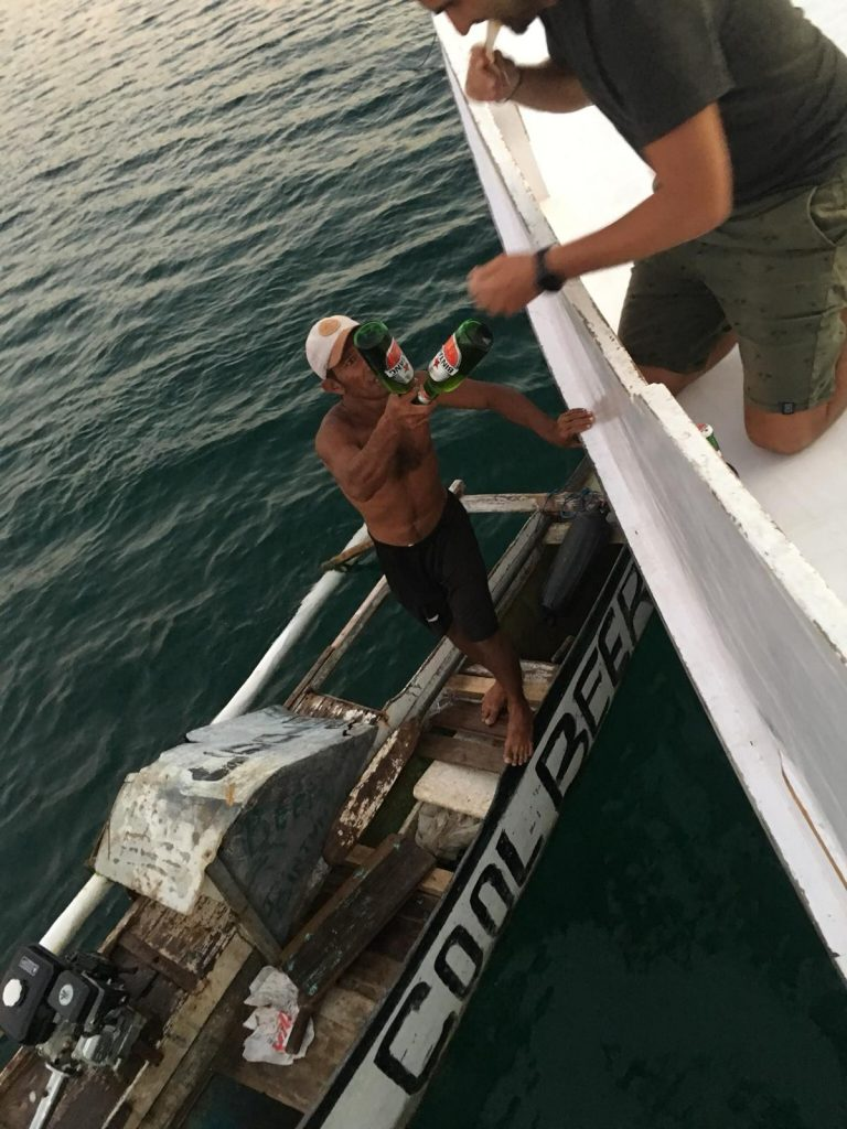 4-daagse boottocht Komodo eilanden